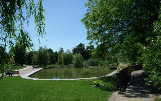 Le parc du jard anglais ch lons en champagne 51 51000 for Jardin anglais chalons en champagne