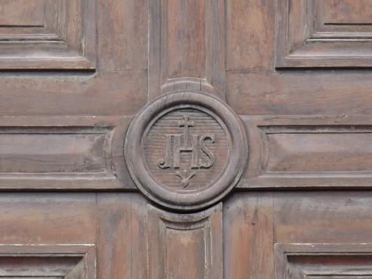 L 39 glise r form e protestante salon de provence 13 13300 for Porte de l horloge salon de provence