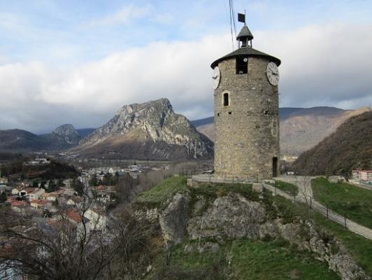 La tour du castella tarascon sur ari ge 09 09400 - Office du tourisme de tarascon sur ariege ...