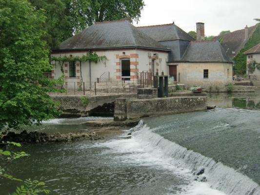 Moulin eau azay le rideau 37 37190 - Code postal azay le rideau ...