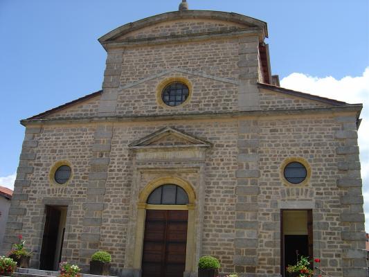 Eglise de haute rivoire haute rivoire 69 69610 http for 69610 haute rivoire