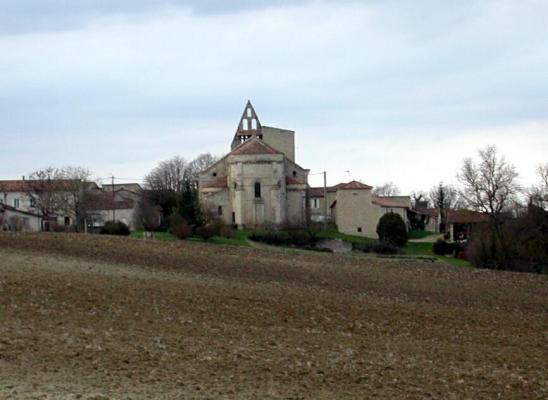 Péril imminent pour l'église de Lialores dans le Gers
