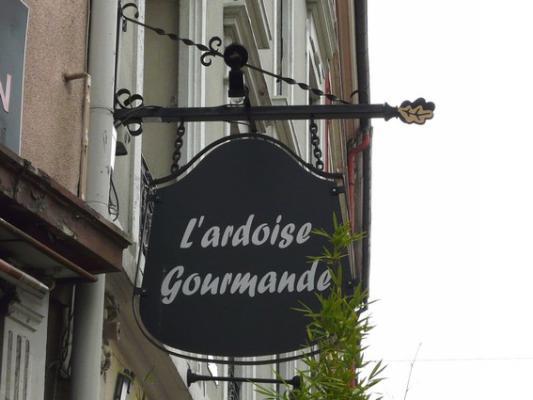 Bien-aimé Les enseignes en fer forgé #Mulhouse #68 #68100 http://bit.ly  MU61
