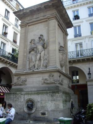 La Fontaine de Mars   #Paris 07 #75 #75007 http://bit.ly/zg2C0k