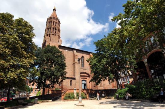 Церковь Сен-Жак, Монтобан