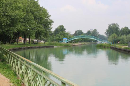 Le parc du grand jard ch lons en champagne 51 51000 for Jardin anglais chalons en champagne