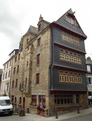 La maison de la duchesse anne landerneau 29 29800 - Office du tourisme landerneau ...