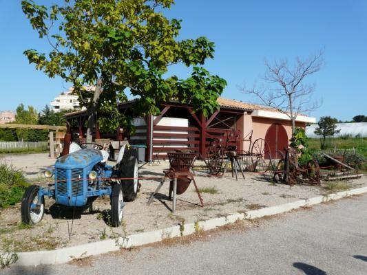 machines agricole de ferme