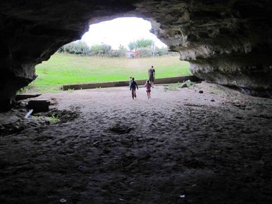 La grotte de la chambre d amour anglet 64 64600 http for Biarritz chambre d amour