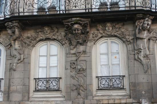 Maison Trochon dites Hôtel des Zéphyrs   #Nantes #44 #44000 http ...