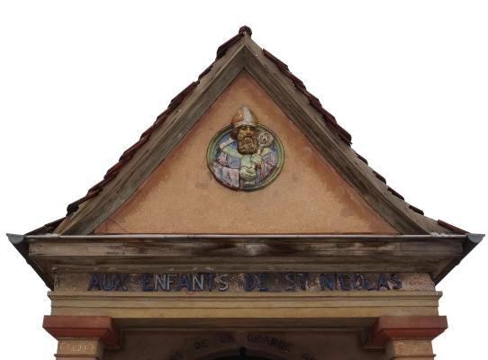 La chapelle du cimeti re saint nicolas haguenau 67 - 4 murs haguenau ...