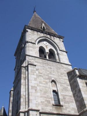 Eglise saint martin d 39 ussel ussel 19 19200 http bit for Code postal 19200