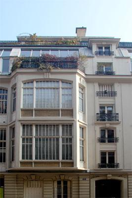 Immeuble Ateliers 10 Rue Saint Senoch Paris 17 75 75017