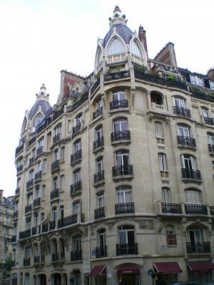 Charmant Immeuble Art Nouveau Du 132, Rue De Courcelles   #Paris 17 #75 #75017  Http://bit.ly/xarGPb