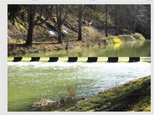 Le Lac Artificiel Pont Et Massene 21 21140 Http Bit
